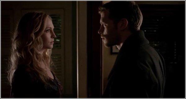 Découvres les screen captures du 4X13 Into the wild, de Vampire Diaries.