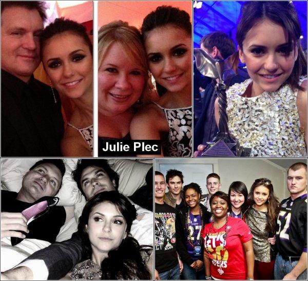 Découvres les photos personnelles postées par Nina depuis le début 2013 ! (Du plus récent au plus ancien)