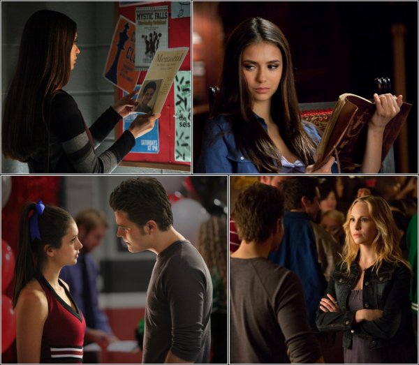 Découvres les stills du 4X16, Bring it on, de Vampire Diaries !