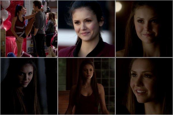 Découvres les screen captures du 4X16, Bring it on, de Vampire Diaries !