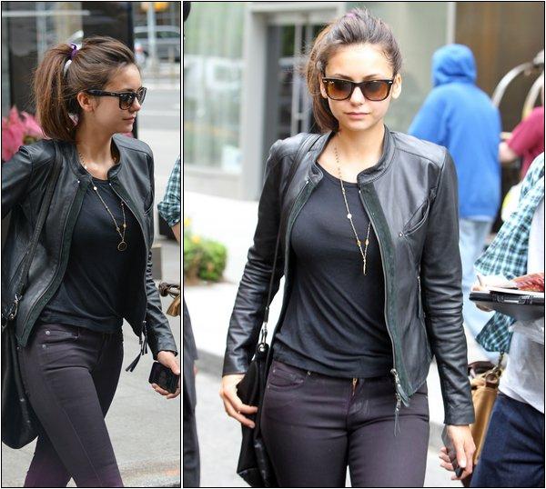 Le 7 Mai 2013, Nina a était vu dans New York.