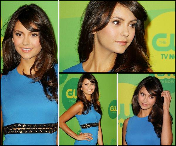 Le 15 Mai, Nina était sur le plateau Rachael Ray.