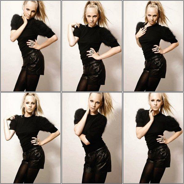 De nouvelles photos d'un photoshoot de Candice datant de 2011 viennent de sortir.