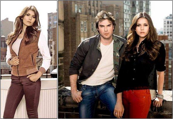 Les deux ex, Nina et Ian, ont participé à la campagne publicitaire Penshoppe.