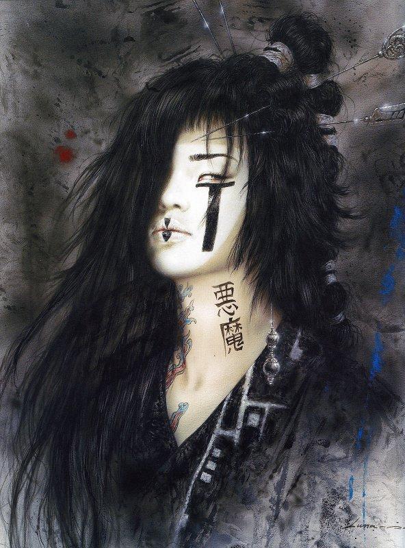 louis royo death moon