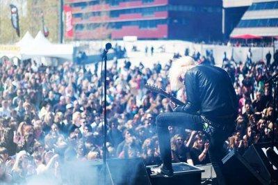 Review Pinkpop festival + Concert parisien