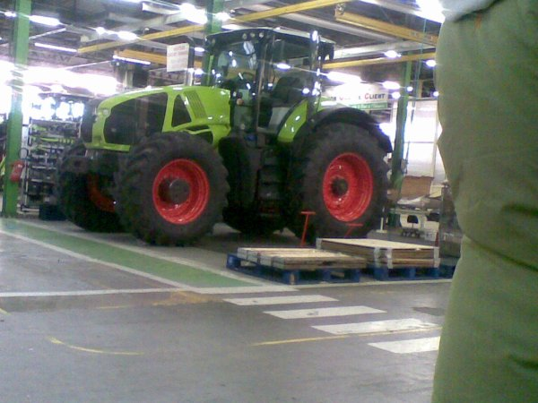 LE NEW AXION 900