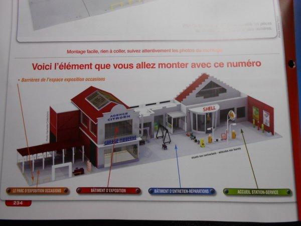 extension du garage moderne (le parc d exposition d occasions et d autres piéces pour le garage)
