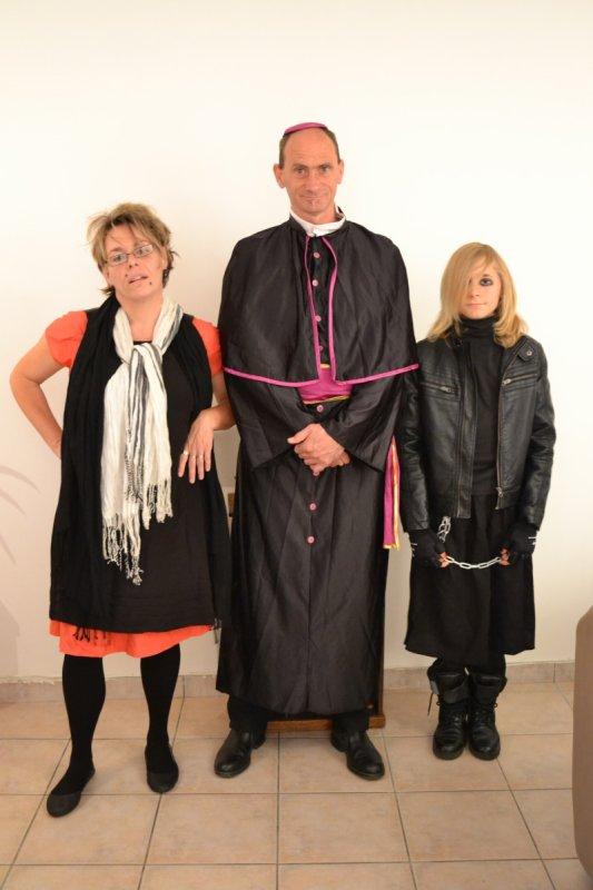 lili famili' s halloween