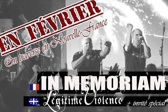 Légitime violence / In memoriam