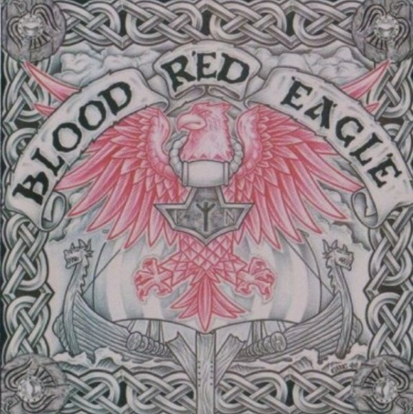Blood Red Eagle