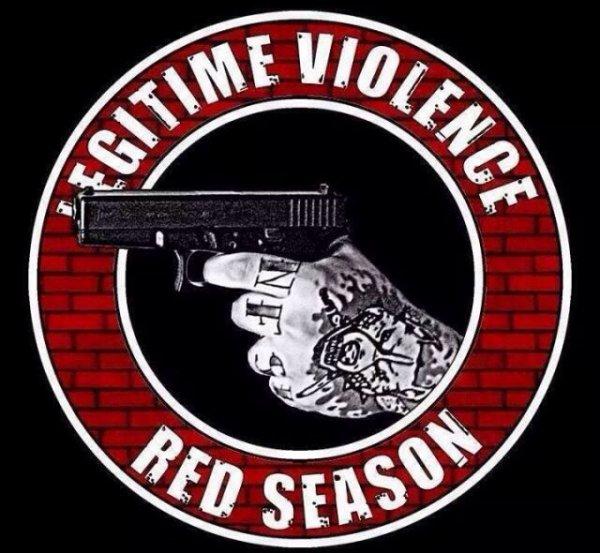LÉGITIME VIOLENCE / RED SEASON