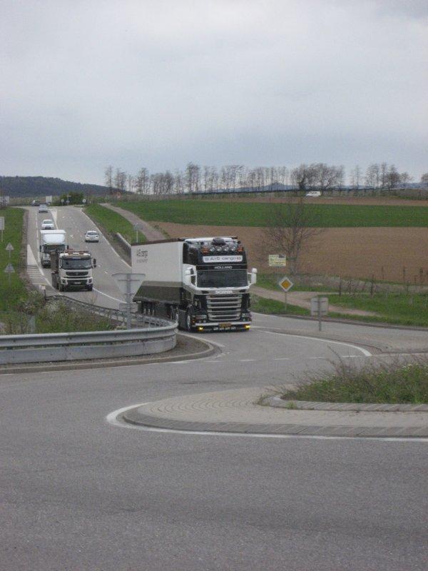 A S cargo hollande