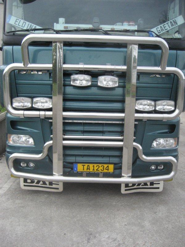 camion du jour