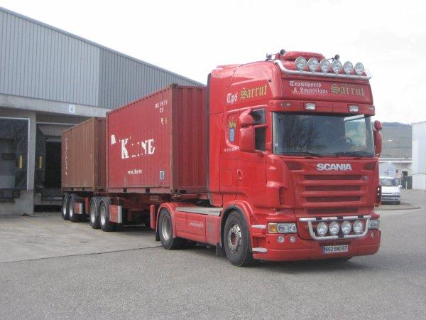 camions du jour