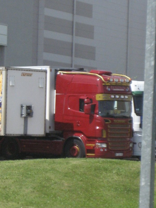camion de la semaine
