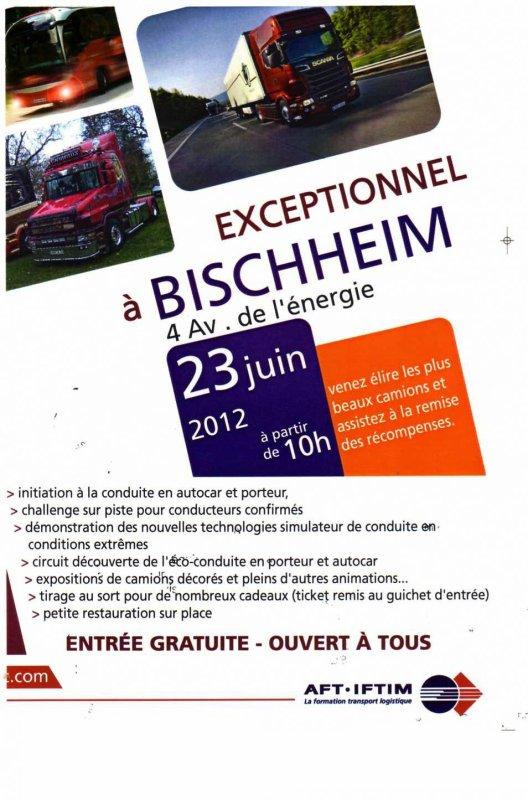 expo camion BISCHHEIM