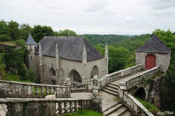 Les bretons trouvent la place partout pour construire si si la preuve ;)