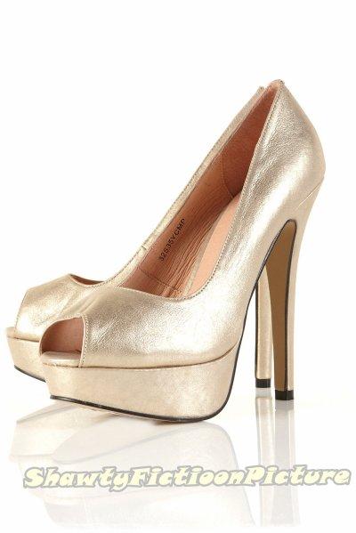 Les chaussures trop chère