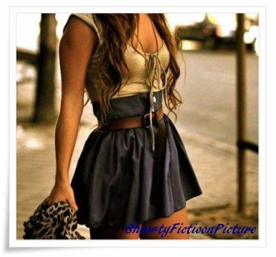 La robe de Kayla
