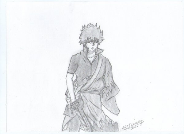Warrior of Fire !!