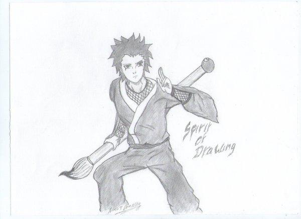 Spirit of Drawing !!!