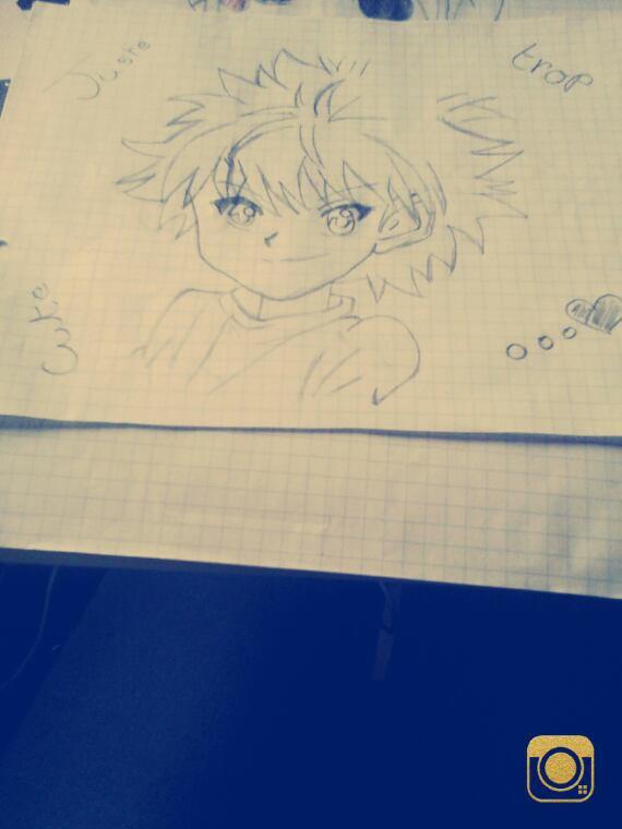 Quelques dessins..