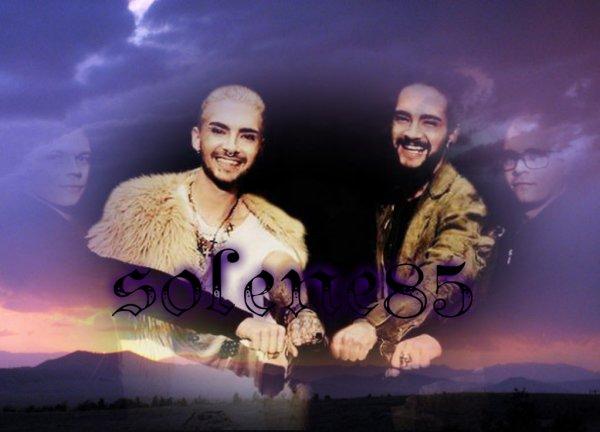 #214#Fan art de Tokio Hotel