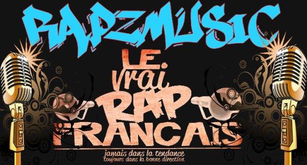 Blog 100% Rap Français