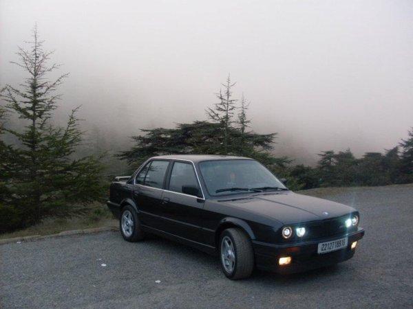 BMW E30 6 CYLINDRE 130 CV