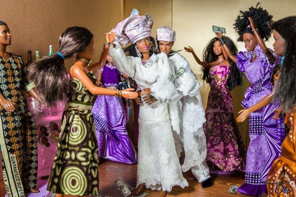Africain Wedding <3