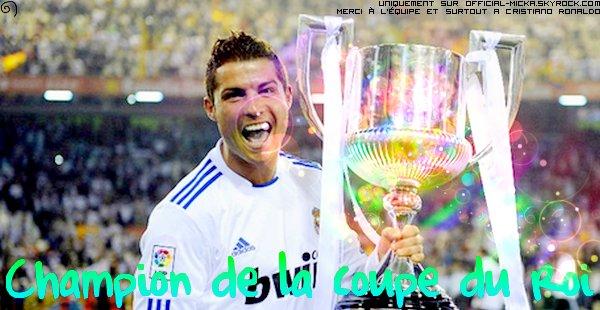 WWW.OFFiCiAL-MiCKA.SKYROCK.COM Source sur Cristiano Ronaldo et le Real Madrid !