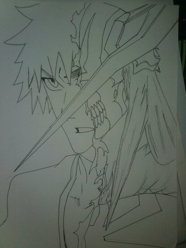 Dessin Bleach
