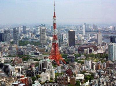 Quartier de Tokyo 3
