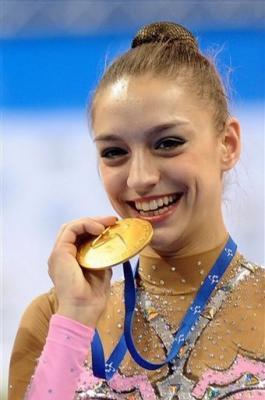 Evgenia Kanaeva ;)