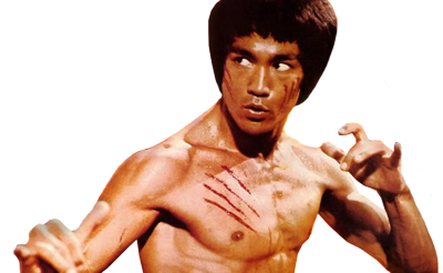 Bruce Lee Un Dragon Humain : LA PAGE OFFICIELLE