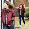 """17 , 18 et 21 mars 2014 , Kristen à OnLocation de son nouveau film, """"Alice Still"""""""