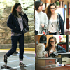 le 26 Mars 2014 , kristen a fait un shopping à Los Angeles