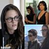 """Kristen a été dans le film """"Sils Maria"""" à la galerie."""