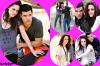 Kristen  et Taylor Lautner ont posé pour Entretinssent Weekly Magazine à la galerie.