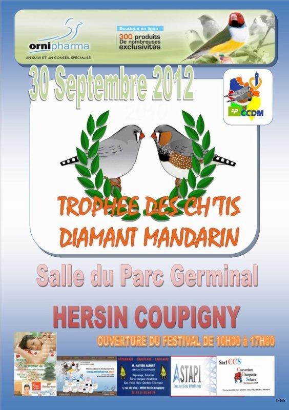 Trophée de ch'tis 2012
