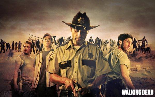 Fiction Walking Dead !