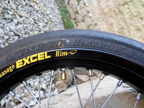 Slick Dunlop Racing