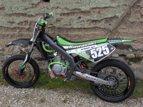 Derbi only for run/piste