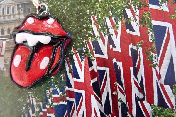 Porte clefs Rolling Stones