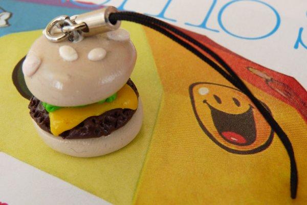 Bijou de portable hamburger