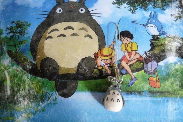 Bijou de portable Totoro
