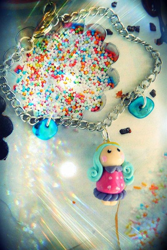Bracelet Chibi Lilou