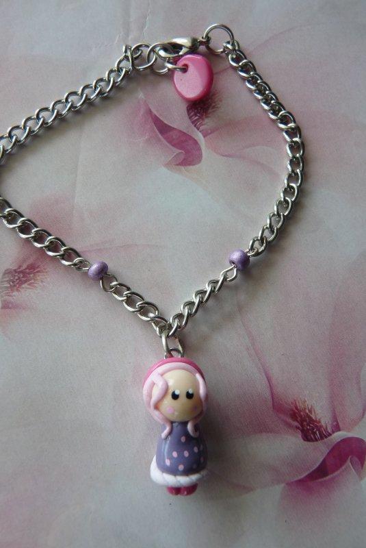 Bracelet chibi Nina