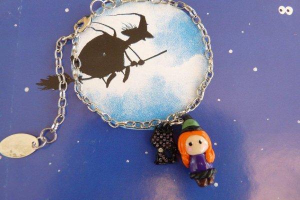 Bracelet petite sorcière
